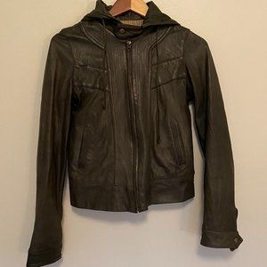 Mike & Chris Women's Leather Jacket